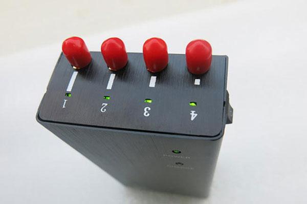 電波妨害装置