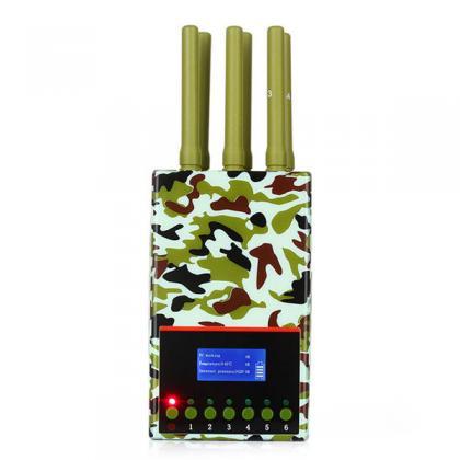 CDMA GSM DCS電波妨害機