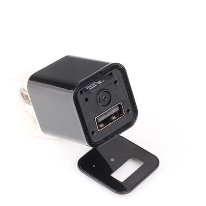 HD小型 動体検知 偽装型ビデオカメラ M1S小型隠しアダプター型 充電器型監視カメラ
