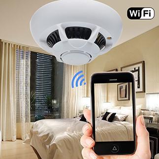 天井報知器警報機カメラ