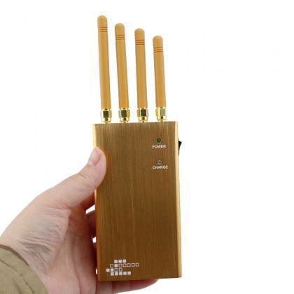 WLAN電波妨害器