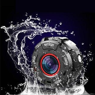 人気の腕時計型カメラ