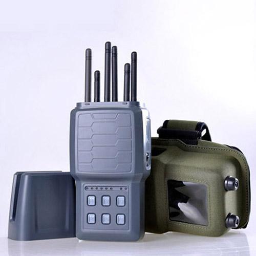 電波信号全て遮断可能